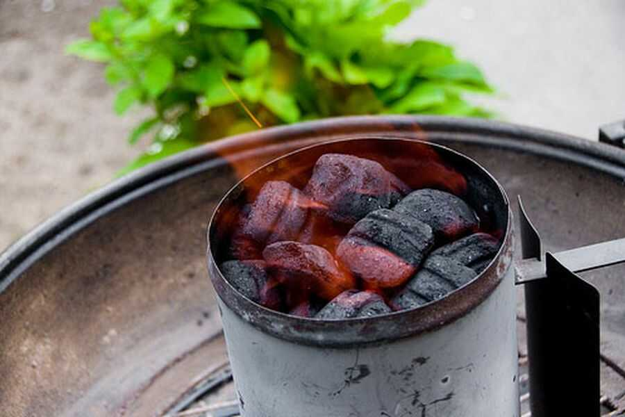 burning-wood-chips-forming-coal